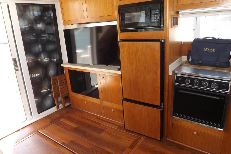Galley Dual Voltage Refrigerator Freezer