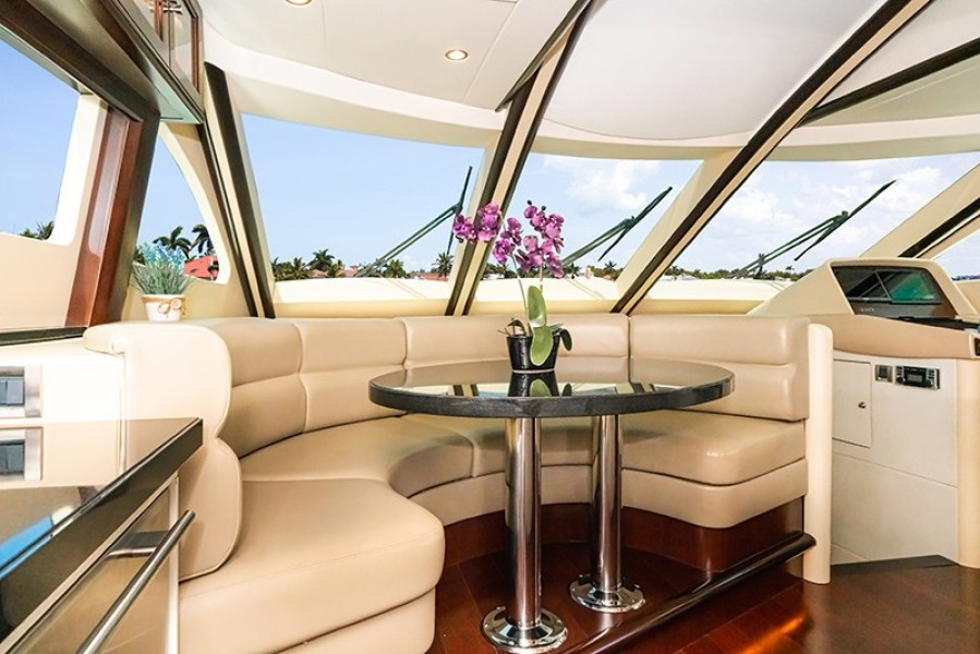 Dinette in Galley