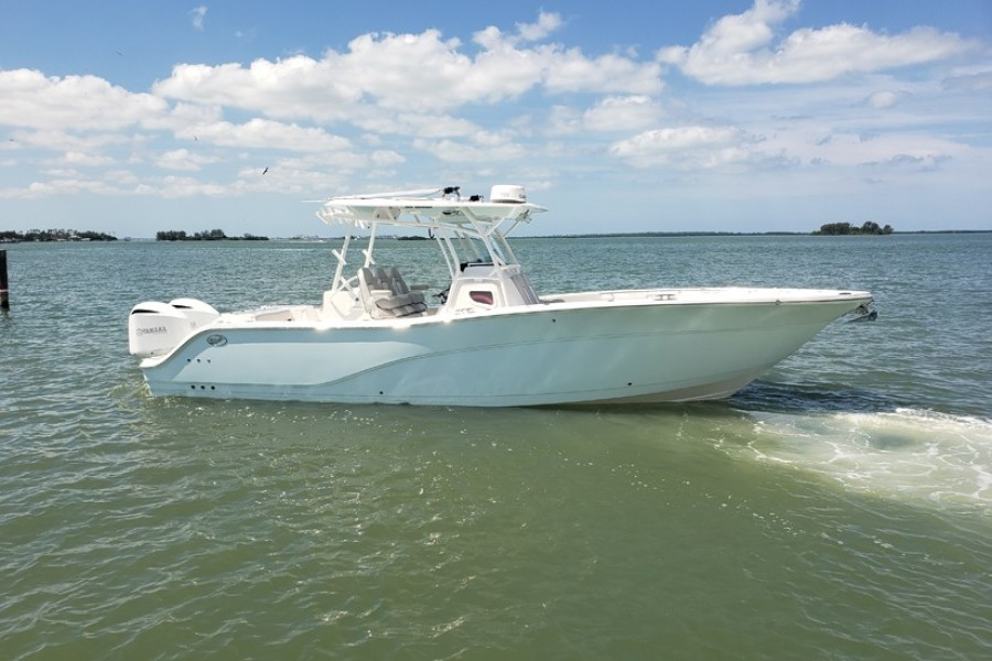 Sea Fox-328 Commander 2019-Something Suggestive Tampa-Florida-United States-2019 32 Sea Fox Commander  Something Suggestive  Profile-1669554-featured