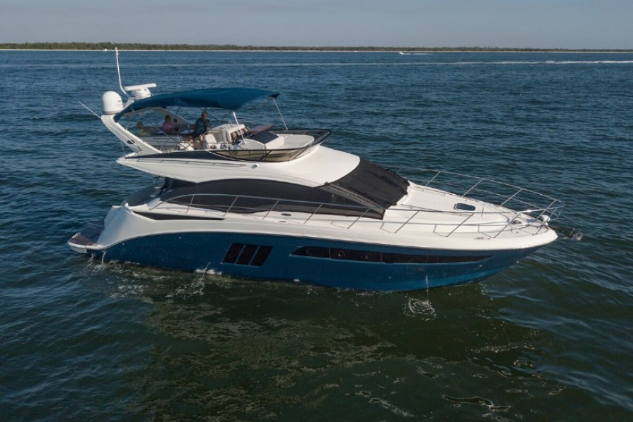 Sea Ray-510 Flybridge 2017-Miami Rose Naples-Florida-United States-Sea Ray 510 Flybridge Profile-1663313-featured