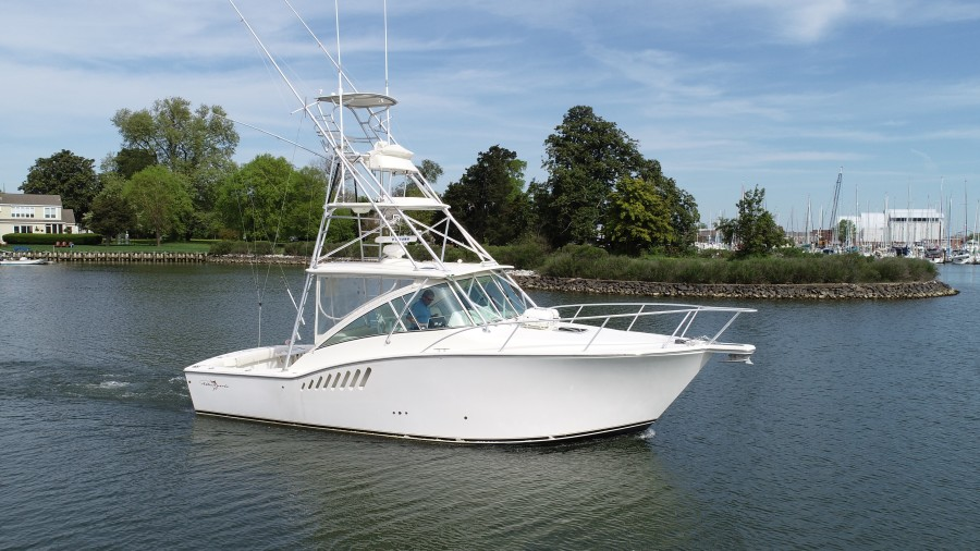 Albemarle-330 Express Fisherman 2007-Reel Escape Hampton-Virginia-United States-1665282-featured