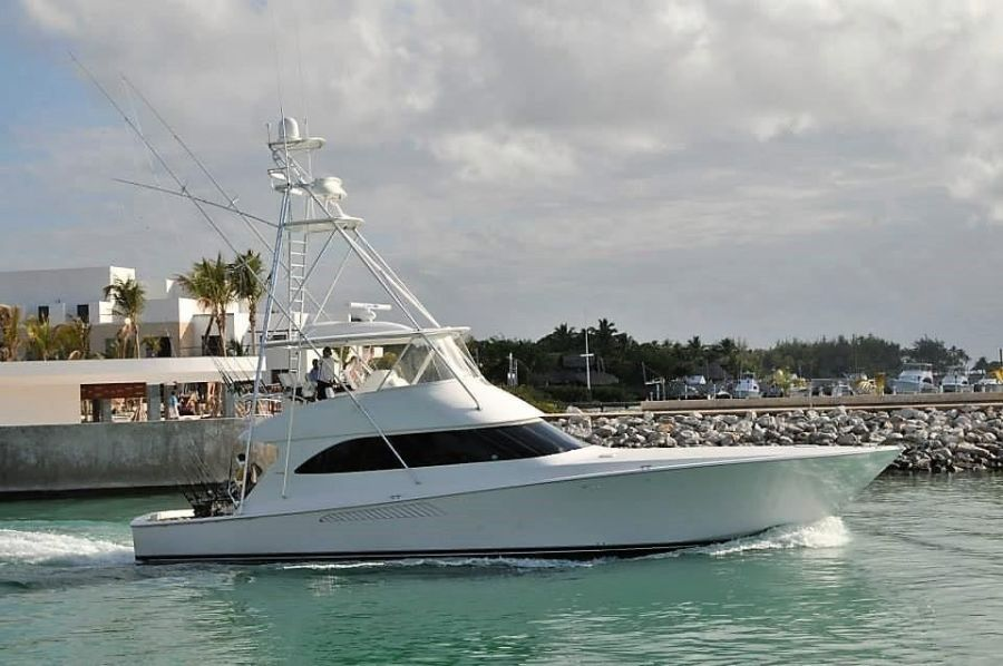 Viking 60 Convertible 2011-REEL AFFAIR San Juan-Puerto Rico-1667222-featured