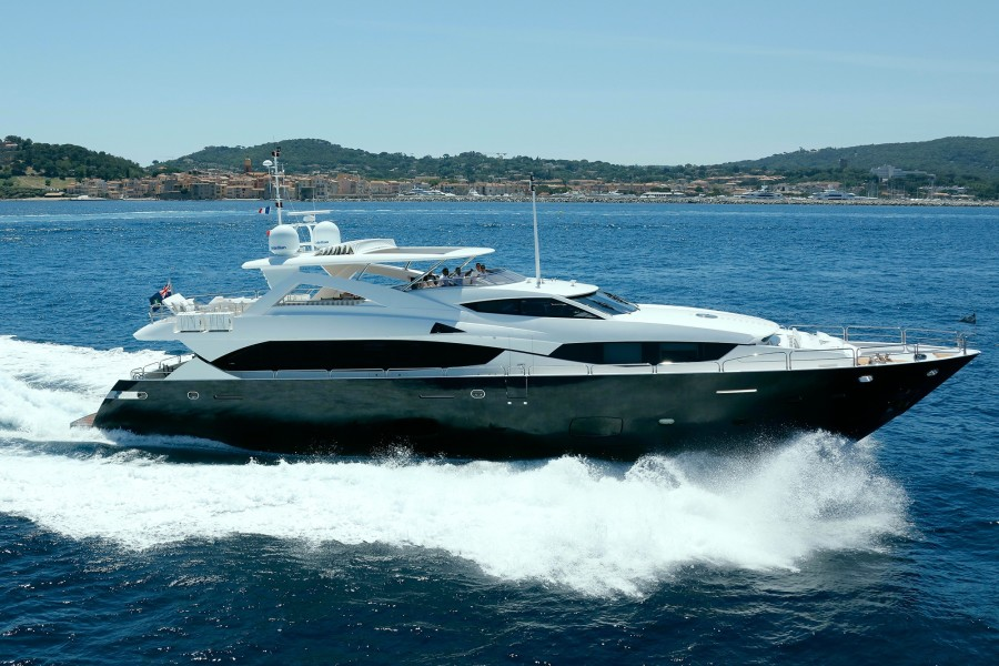 Photo of 111' Sunseeker 2012