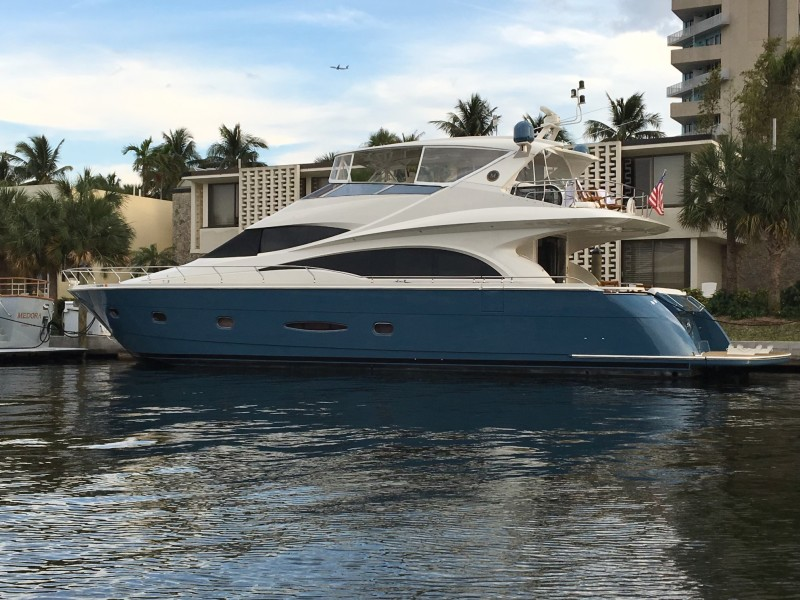 Marquis-Motor Yachts 2006-Roweboat Naples-Florida-United States-Port Profile-1672140-featured