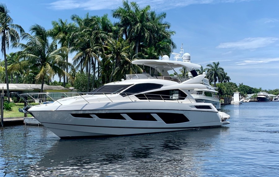 Sunseeker-Manhattan 65 2016 -Fort Lauderdale-Florida-United States-1674020-featured