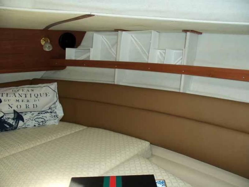 Forward Cabin Starboard Side