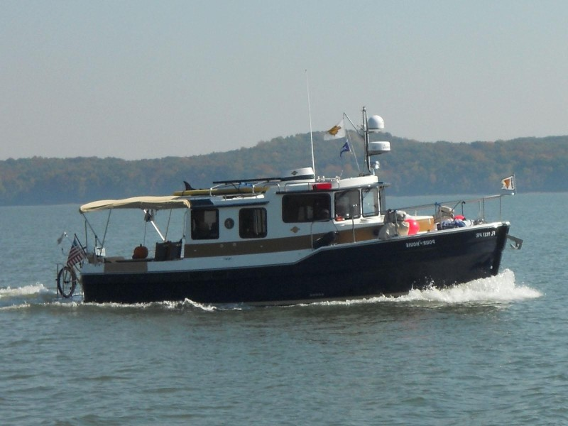 Photo of 31' Ranger Tugs R31S 2013