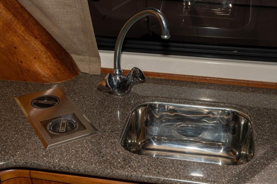 Sink and Nutone Blender