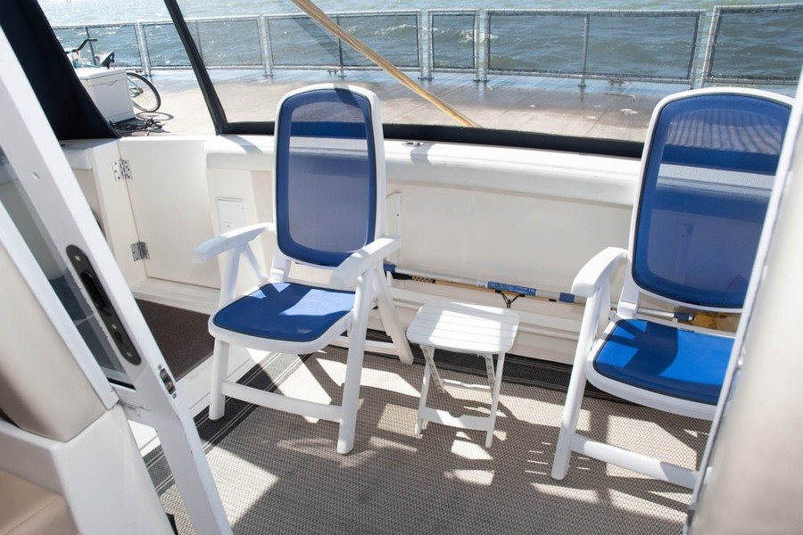 Fold-out Deck Furniture