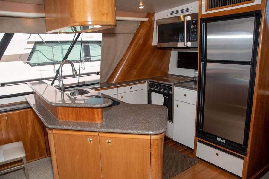 Full-Sized Norcold Refrigerator/Freezer