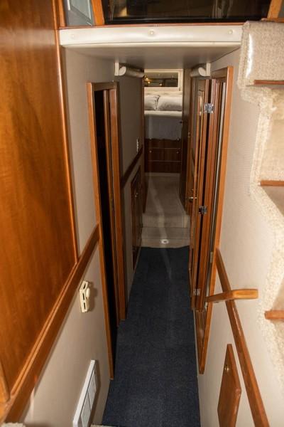 Hallway looking Forward