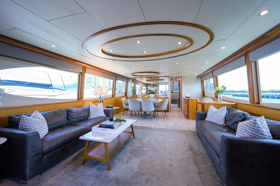 LIVING THE DREAM yacht for sale