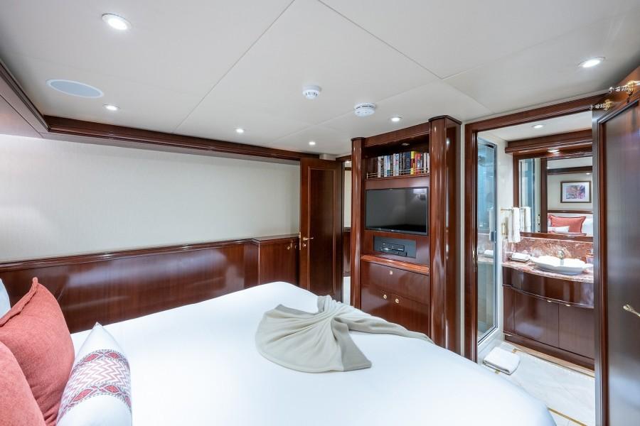 Starboard VIP Stateroom