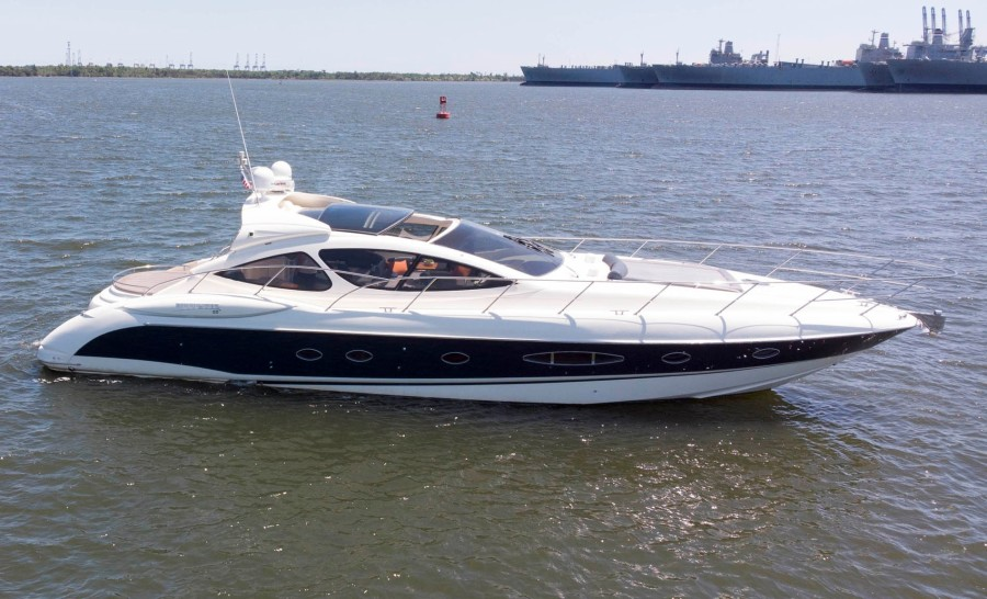 photo of 55' Azimut Atlantis 55 2007