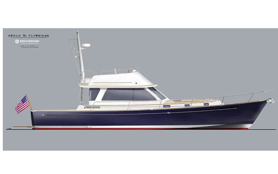 Abaco 47 yacht for sale