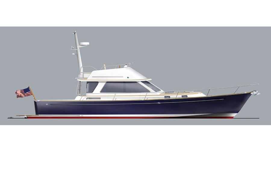Abaco 40 yacht for sale