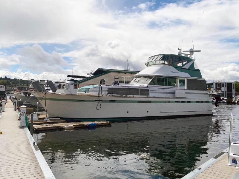 Port Side at Dock