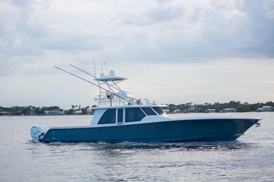 Photo of 52' Gulf Stream Yachts Custom Center Console 2020