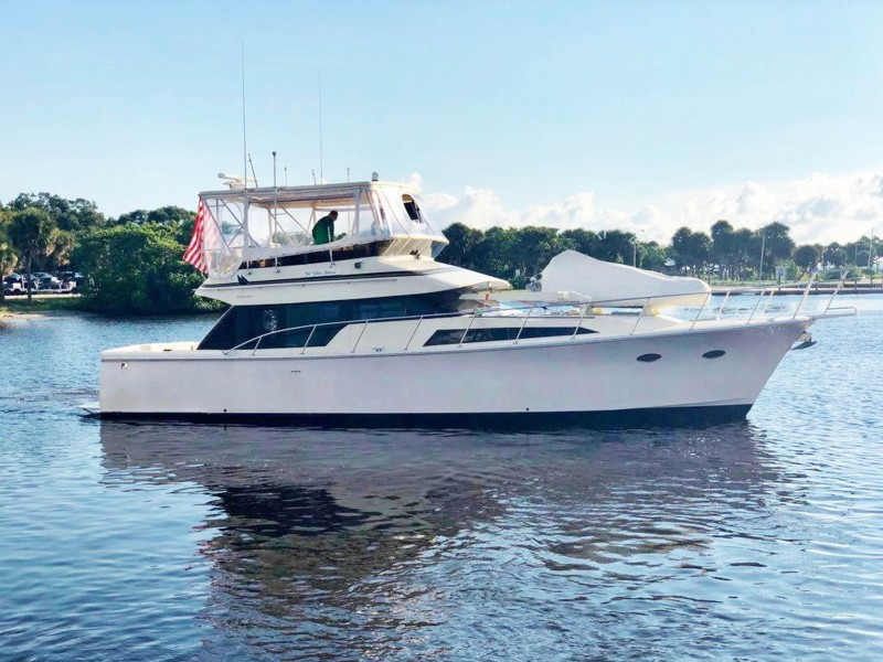 Photo of 50' Mikelson 50 Sportfisher 1995