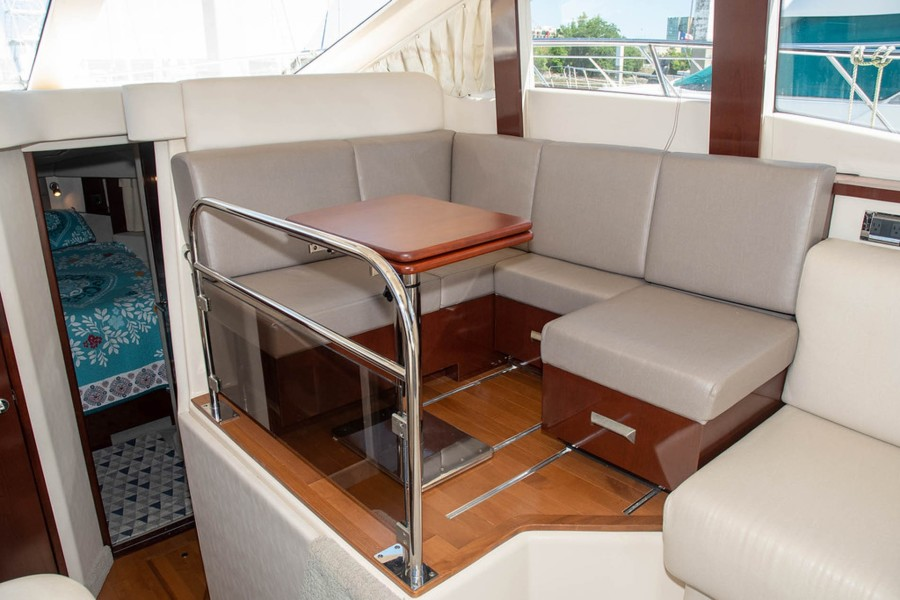 Elevated Convertible L Shaped Dinetee