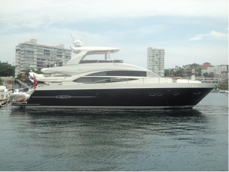 Princess Yachts 2014-PISCHOS III Ixtapa-Mexico-1682902-featured