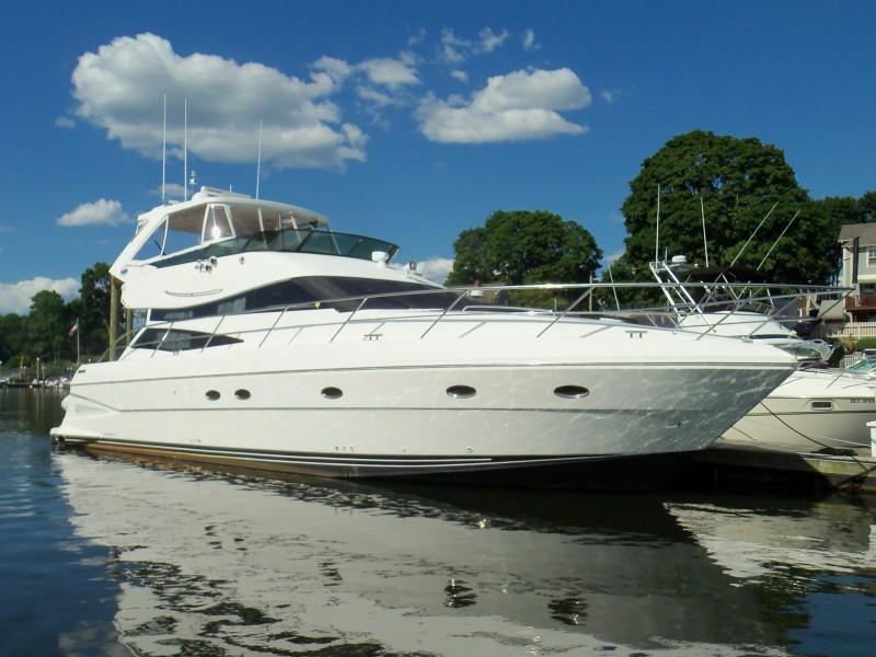 Neptunus-Flybridge Motor Yacht 2004-MARIKA Connecticut-United States-1698074-featured