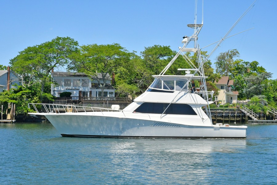 Viking-53 Convertible 1996-Sea Jet Lawrence-New York-United States-1714972-featured