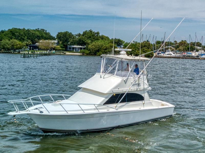 Egg Harbor-Sport Yacht 2004-Lock N Load Bradenton-Florida-United States-1685475-featured