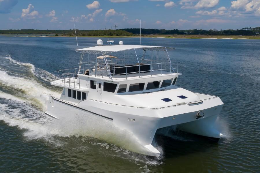 Photo of 60' Custom Catamaran 2015