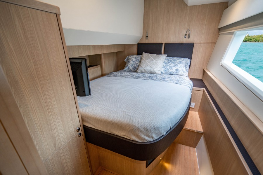 Aquila 44 - Points South II - Aft Guest Cabin