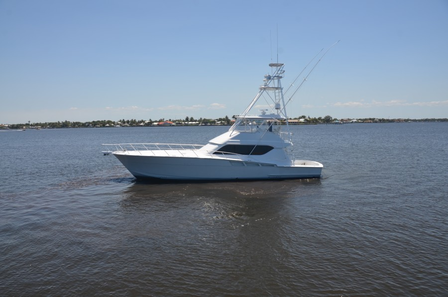 Hatteras-Convertible 1999-My Time Stuart-Florida-United States-1688624-featured