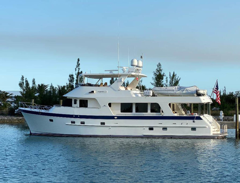 photo of 70' Outer Reef Yachts 70 2012