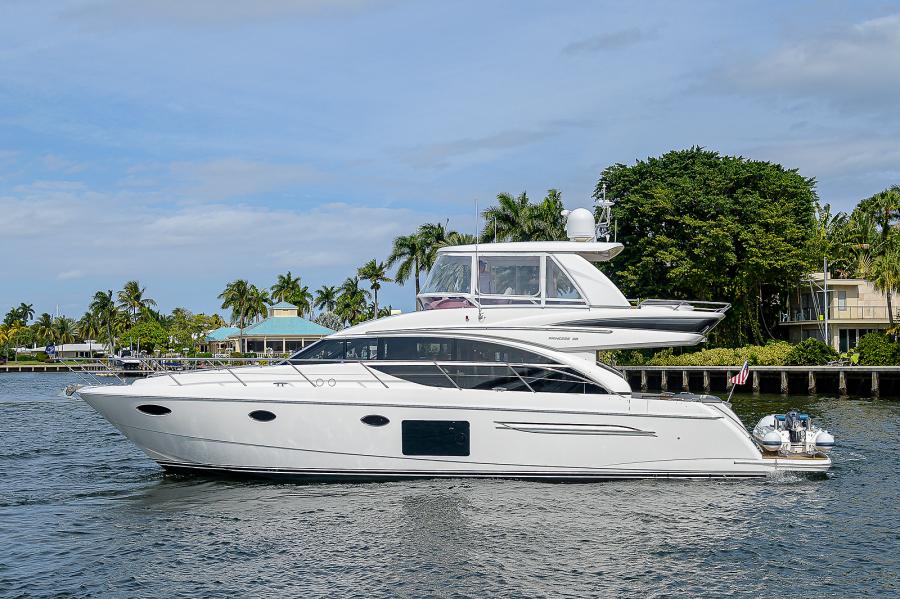 Princess-Flybridge Motor Yacht 2016-Acquaholic Boca Raton-Florida-United States-1689299-featured