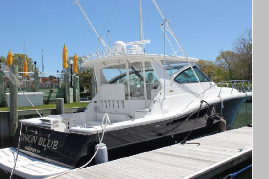 Tiara Yachts-4200 Open 2004-Ionian Blue Greenport-New York-United States-1689407-featured