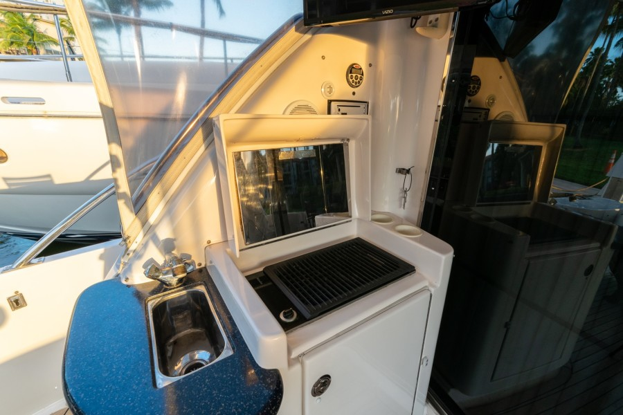 Aft Deck Grill