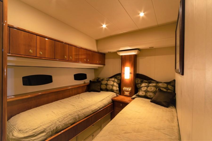 Starboard Side Guest Cabin