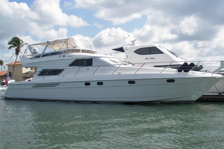Viking Princess-60 Sport Cruiser 2000-Alegria Anna Maria Island-Florida-United States-2000 VSC 60  Alegria-1690679-featured