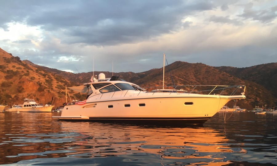 Tiara Yachts-Express Cruiser 2001-TEN II Newport Beach-California-United States-TEN II EXTERIOR-1690520-featured