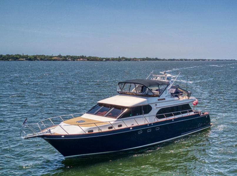 Ocean Alexander-610 Pilothouse 2000-Southern Cross Bradenton-Florida-United States-1690799-featured