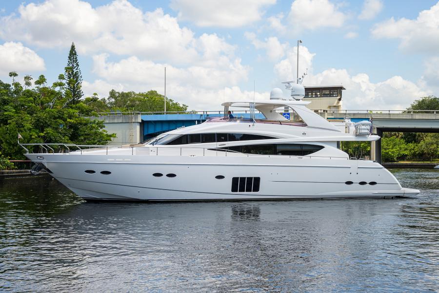 Photo of 85' Princess Motor Yacht 2012