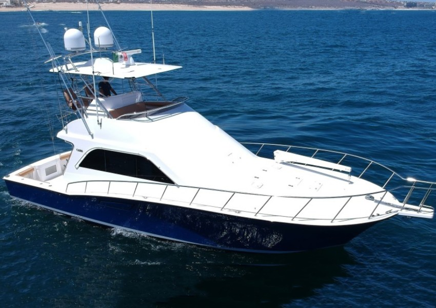 Photo of 48' Cabo 48 Convertible 2006