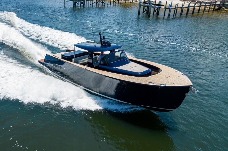 MERLIN yacht for sale