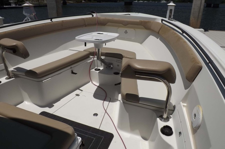 Bow Seating and Storage