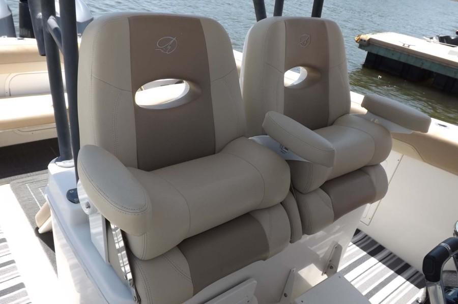 Helm Bolster Seating