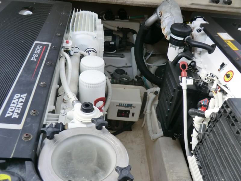 2008 3900 Tiara Sovran Engine Oil Transfer