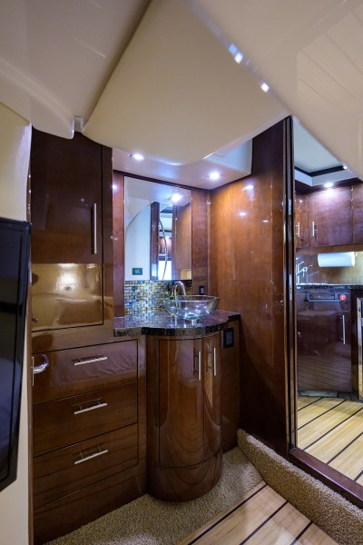Regal 42 - Persistence Pays - Aft Stateroom