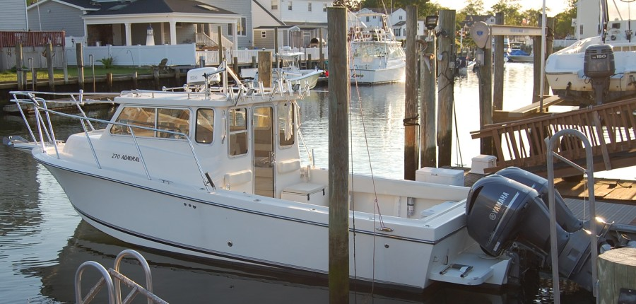 Photo of 27' Defiance 270 Admiral 2016