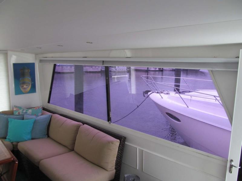 Aft Deck Port Windows