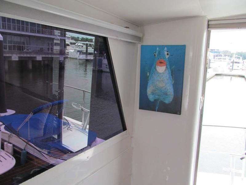 Aft Deck Wall Art Starboard