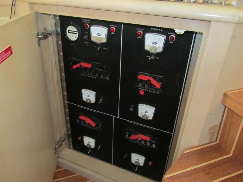 AC Switch Panel